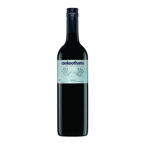Nugan Estate Cookoothama Shiraz 2007, 750ml.