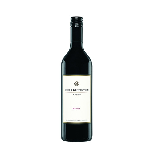 Nugan Estate 3rd Generation Merlot 2006, 750ml.