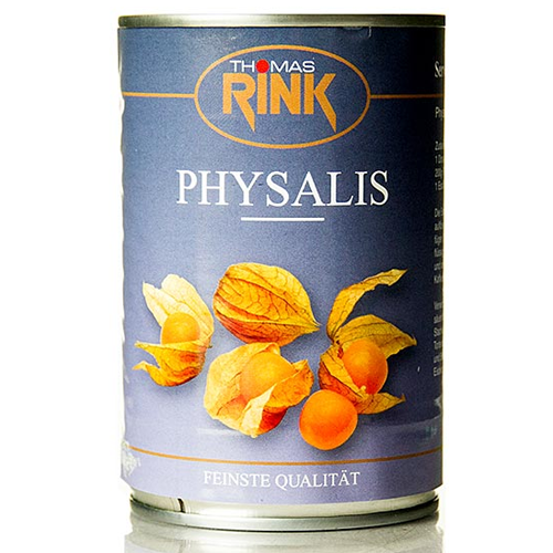 Thomas Rink Physalis, gezuckert, 400g.