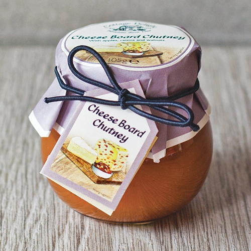 Cottage Delight Cheese Board Chutney, 105g.