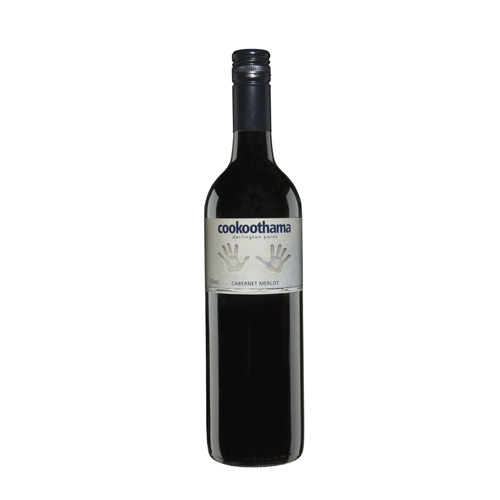 Nugan Estate Cookoothama Cabernet Merlot 2006, 750ml.