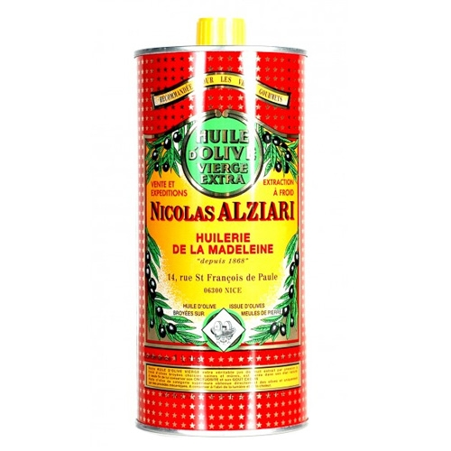 Nicolas Alziari Fruitée Intense, 500ml.