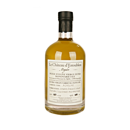 Chateau d'Estoublon Picholine, 500ml.