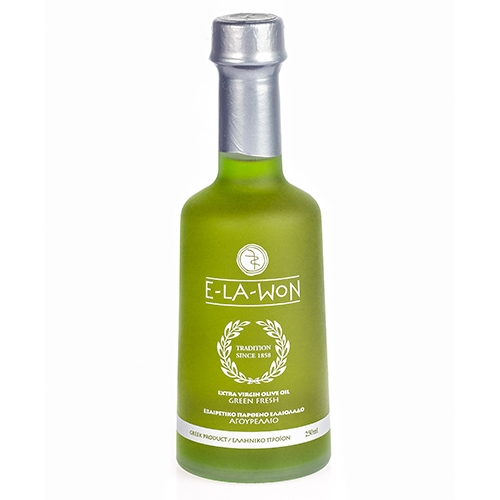 E-La-Won Koroneiki Green Fresh Olivenöl, 250ml