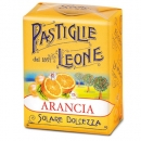 "Leone Pastillen ""Orange"" Klassik Edition, 30g."