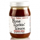 Ford's Bone Suckin' Sauce regular thick, BBQ-Sauce, 454g.
