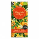 Chocolate and Love, Dunkle Schokolade Orange, BIO, 65%, 80g.