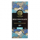Chocolate Tree, Peru Chililique 50% Milchschokolade, BIO, 40g.